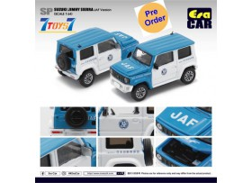 [Pre-order deposit] Era Car 1/64 Suzuki Jimny Sierra - JAF Version_ Diecast Model Car _ER013A