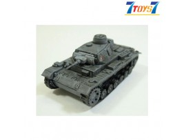 F-Toys 1/144 Battle Tank V1 #3A_ No 3 Tank J _1941 Russia WWII FT008G