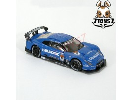 F Toys 1/64 Nissan GT-R #6 Calsonic Impul 2013 _Racing Car Sports Now FT035F