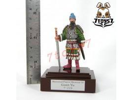 F-Toys Historical Figure Museum HFM 3 #18 Guan Yu _figurine 3 Kingdoms FTX14A