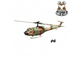 F-Toys 1/144 Heliborne Collection 8 #1A UH-1J Iroquois JSDF Japan Now FT051A
