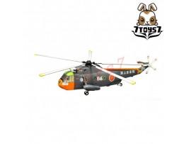 F-Toys 1/144 Heliborne Col 8 #2B S-61A Antarctica Observation JMSDF Japan FT051E