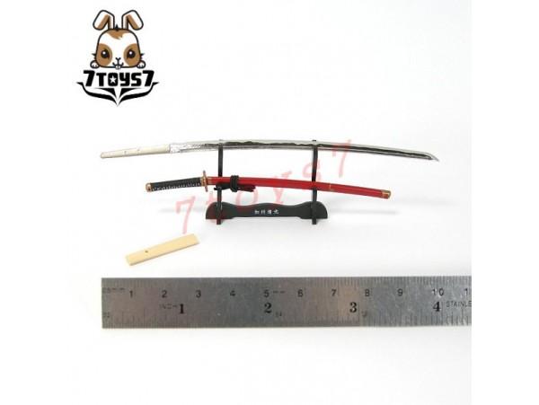 F-Toys 1/8 1/12 Katana in the end of Edo period #3 FT049C