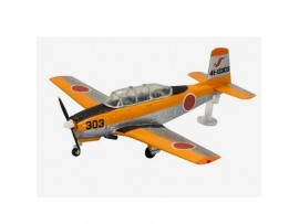F Toys 1/144 JASDF 4 #1A Beechcraft T-34 Flying Training Japan FT042A