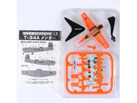 F Toys 1/144 JASDF 4 #1sp Beechcraft T-34A Flying Training Japan FT042J