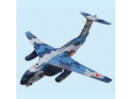 F Toys 1/300 JASDF Japan Plane #3B _C-1 (50th anniversary) NOW FT036G