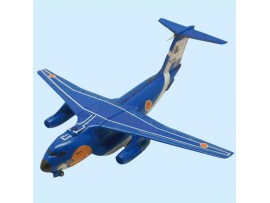 F Toys 1/300 JASDF Japan Plane #3C _C-1 (50th anniversary) NOW FT036H