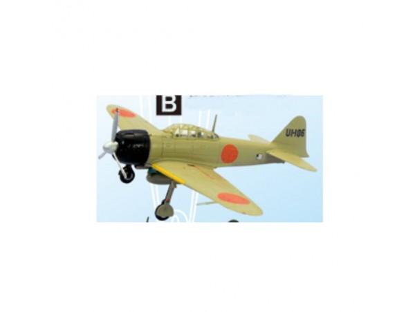 F Toys, 1/144, Wing Kit Vol 11, Mitsubishi Zero type 22, Japan
