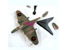 F-Toys 1/144 Early Jet #4Sp Meteor F.1 RAF Prototype #2 FTX04L