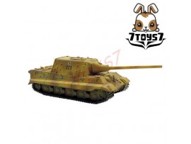F-Toys 1/144 Battle Tank Kit 2#2B Jagdtiger_ Camo FT017E
