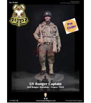 [Pre-order] Facepoolfigure 1/6 US Ranger Captain (2nd Ranger Battalion - France 1944)_ Box set _FP002Z