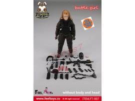 [Pre-order] Feel Toys 1/6 FT-007 Battle Girl 1.0_ Set _ZZ130B