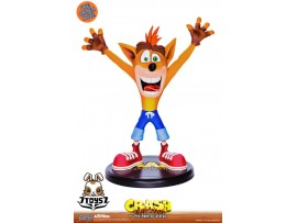 "[Pre-order] First 4 Figures 9"" Crash Bandicoot_ Statue _FFF016Z"
