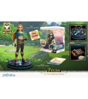 "[Pre-order deposit] First 4 Figures 9"" The Legend Of Zelda: Breath Of The Wild - Zelda_ PVC Statue _FFF046Z"