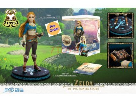 "[Pre-order deposit] First 4 Figures 9"" The Legend Of Zelda: Breath Of The Wild - Zelda_ PVC Statue _FFF046Z"