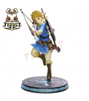 "First 4 Figures 10"" Legend of Zelda: Breath of The Wild - Link_ Statue _FFF009Z"