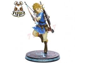 "First 4 Figures 10"" Legend of Zelda: Breath of The Wild - Link_ Statue _FFF009Z"