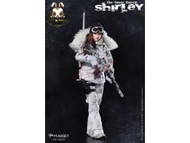 Flagset 1/6 FS-73013 Snow Queen - Shirley_ Box Set _ZZ084D