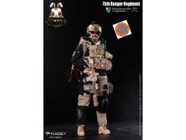 [Pre-order] Flagset 1/6 FS-73014 The United States 75th Ranger Regiment_ Box Set _ZZ084F