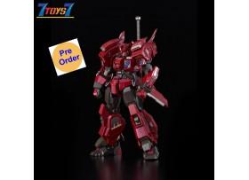 [Pre-order deposit] Flame Toys 15.5 cm Transformers - Shattered Glass Drift_ Model Kit _FM006Z