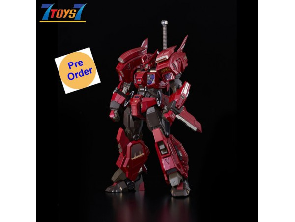 [Pre-order deposit] Flame Toys 15.5 cm Transformers - Shattered Glass Drift_ Model Kit _FM006Z