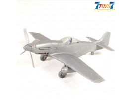 Forces of Valor Waltersons 1/72 US P-51D Mustang_ Model Kit Box _FVX015Z