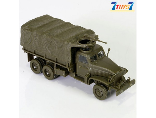 Forces of Valor Waltersons 1/72 GMC 2.5 Ton Cargo Truck Japan Version_ Model Kit Box _FVX018F