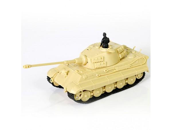 Forces of Valor Waltersons 1/72 German King Tiger I Japan Version_ Model Kit Box _FVX018B