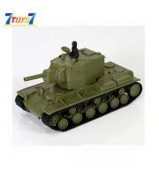 Forces of Valor Waltersons 1/72 Russian Heavy Tank KV-2 Japan Version_ Model Kit Box _FVX018C