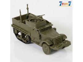 Forces of Valor Waltersons 1/72 U.S M3A1 Half-Track Japan Version_ Model Kit Box _FVX018G