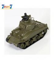 Forces of Valor Waltersons 1/72 U.S M4A1 Sherman Japan Version_ Model Kit Box _FVX018D