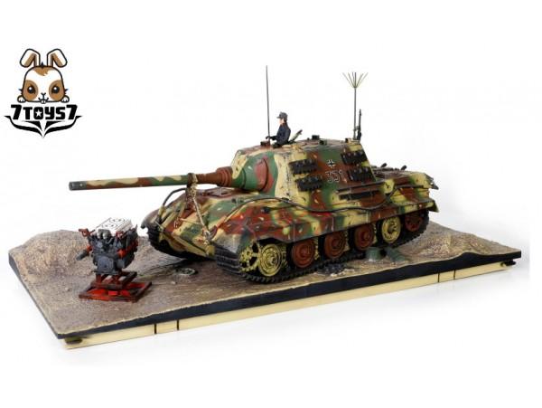 Force of Valor 1/32 German Heavy tank Destoryer SD.KFZ.186 Jagdtiger_ Box _FVX008Z