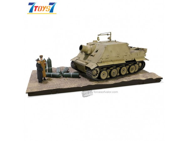 "Forces of Valor 1/32 German Sturmmorserwagen 606/4 Mit 38cm RW 61 L/3.5 ""Sturmtiger""_ Box _FVX021A"