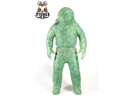 "FuxxYxxA 13.5"" AstroNaughtie Test Shot Versions #2_ Green Shine Vinyl Figure _FX001B"