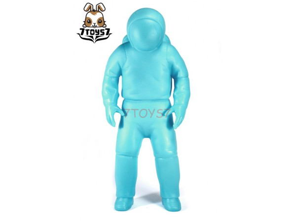 "FuxxYxxA 13.5"" AstroNaughtie Test Shot Versions #8_ Blue Figure _FX001H"