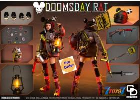 [Pre-order deposit] GDTOYS 1/6 GD97001 Doomsday Rat_ Box Set _ZZ259Z