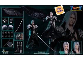 [Pre-order deposit] GameToys 1/6 GT-003 Action Figure_ Box Set _GTB005Z