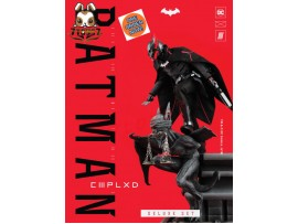[Pre-order] Glitch 1/6 Authentic CMPLXD Batman_ Deluxe Box Set _GC010Y