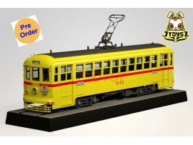 [Pre-order deposit] Good Smile 1/24 Tokyo Toden Type 6000 Showa_ Model Kit _GS090Z