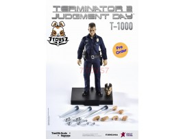 [Pre-order] Great Twins 1/12 Terminator 2: T-1000 (Regular Version)_ Box Set _GT004Z