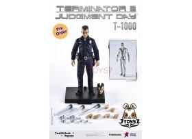 [Pre-order] Great Twins 1/12 Terminator 2: T-1000 (Special Version)_ Box Set _GT004Y