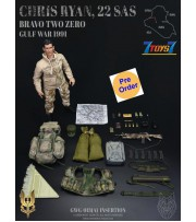 [Pre-order deposit] Green Wolf Gear 1/6 GWG013A Chris Ryan - Bravo Two Zero Gulf War 1991_ Box Set _GR011Z