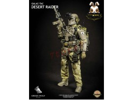 Green Wolf Gear 1/6 GWG-004 Galac-Tac Desert Raider Tan_ Box Set _Now GR001Z