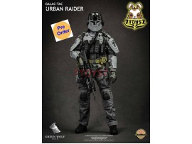 [Pre-order] Green Wolf Gear 1/6 GALAC-TAC Urban Rider_ Box Set _Black GR005Z