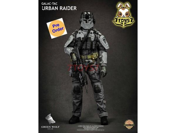 [Pre-order] Green Wolf Gear 1/6 GALAC-TAC Urban Rider_ Box Set _Black GR005Z