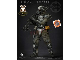 [Pre-order] Green Wolf Gear 1/6 Hanroku Trooper - Salt Black_ Regular Box Set _GR003Z