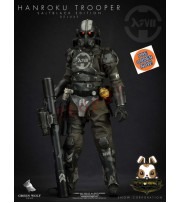 [Pre-order] Green Wolf Gear 1/6 Hanroku Trooper - Salt Black_ Deluxe Box Set _GR003Y