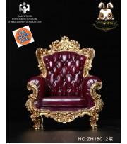 [Pre-order] Haoyu Toys 1/6 ZH18012 Single Sofa 3.0: Purple_ Box _ZZ076S