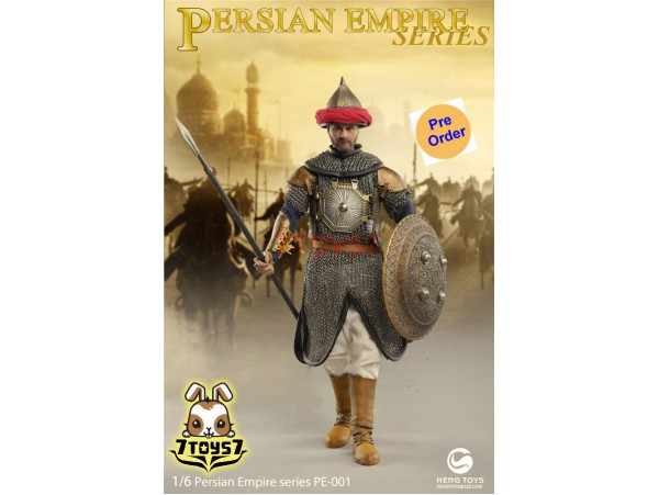 [Pre-order deposit] Heng Toys 1/6 PE001 Persian Empire Series - Elephant Soldier_ Box Set _HE004A