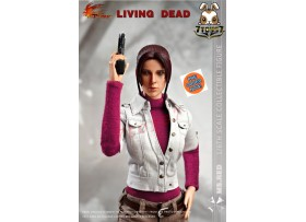 [Pre-order] Hot Heart 1/6 FD004 Living Dead - Ms. Red_ Box Set _Biohazard ZZ041F